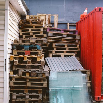 How to Use Pallets for a Shed Foundation