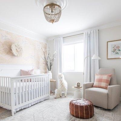 10 Brilliant Baby Room Ideas