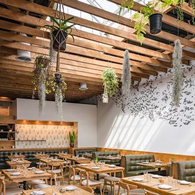 This Mar Vista Restaurant Reflects Old and New L.A.