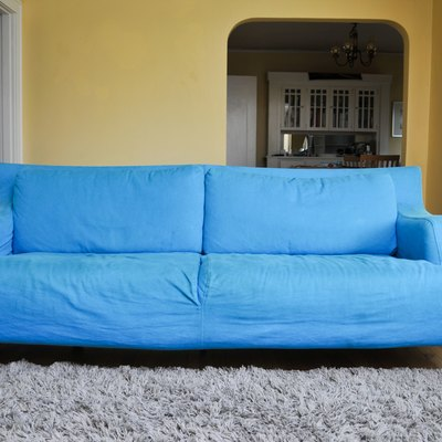 How to Take Apart Sofas