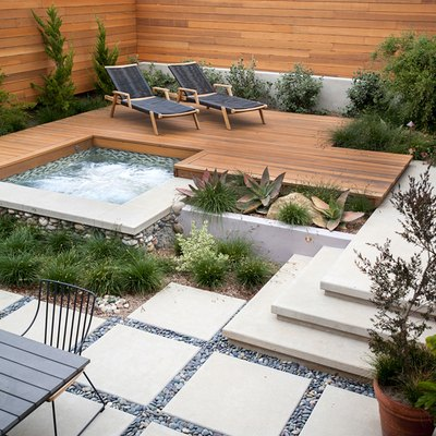 These Gorgeous Hardscape Design Ideas Will Completely Transform a Backyard