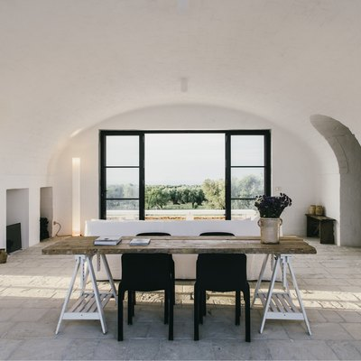 Escape to This Italian Farmhouse to Experience the Pleasures of the Past