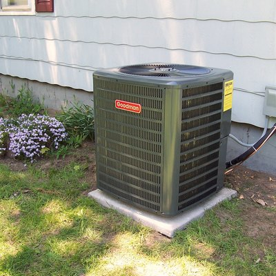 How to Replace a Central Air Conditioning Capacitor