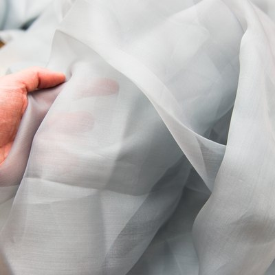 How to Clean Chiffon Fabric