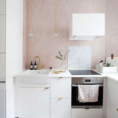ash rose kitchen