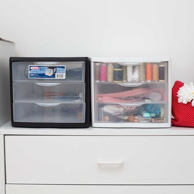 How to Take Apart Sterilite Drawers