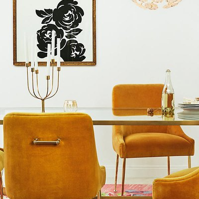We Found 8 Must-Have Velvet Items to Update Your Home for Fall