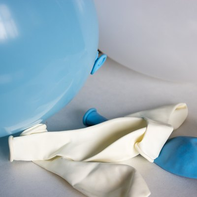 Balloon Display Ideas