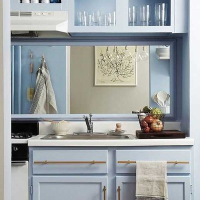 9 Inexpensive Ways to Decorate a Rental Kitchen