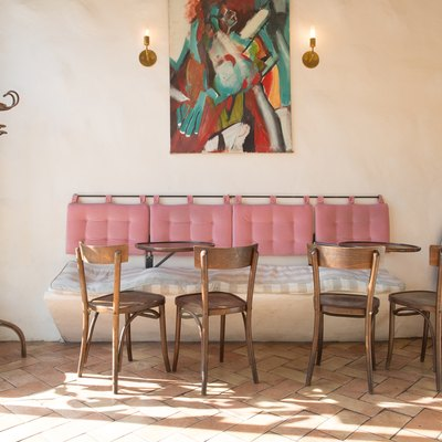 L.A.'s Bardonna Restaurant Makes a Stunning Case for Spanish Style