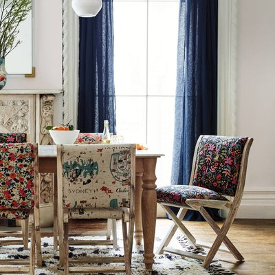 Anthropologie's Rifle Paper Co. Chairs Are a Stellar Summer Investment