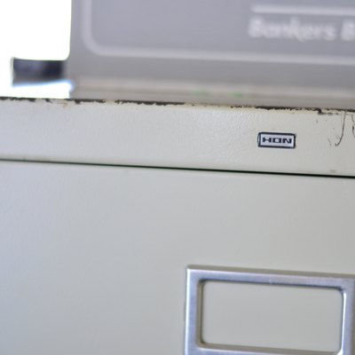 How to Remove a Hon File Cabinet Drawer