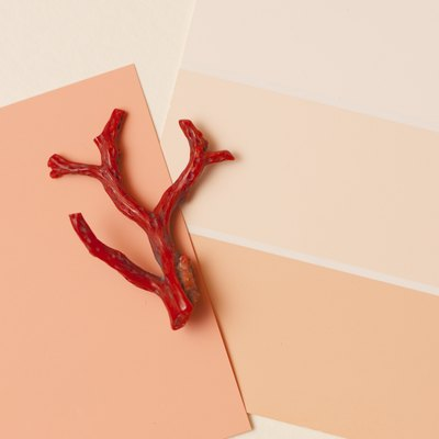 How to Mix Coral Paint