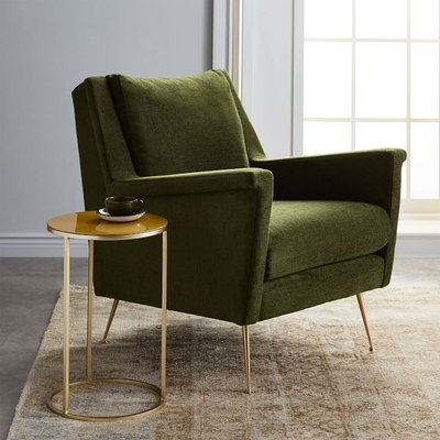 West Elm's Current Sale Will Finally Help You Take Home a Midcentury Chair