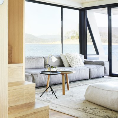 We Can't Believe This Dream Home Is Actually a Houseboat