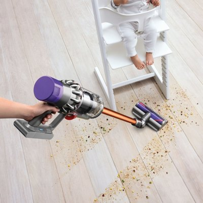 This Cordless Vacuum Could Change the Way Everyone Cleans