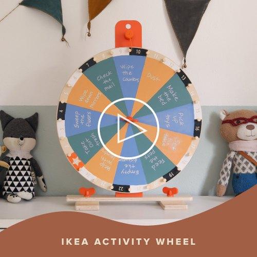 Activity/Chore Wheel