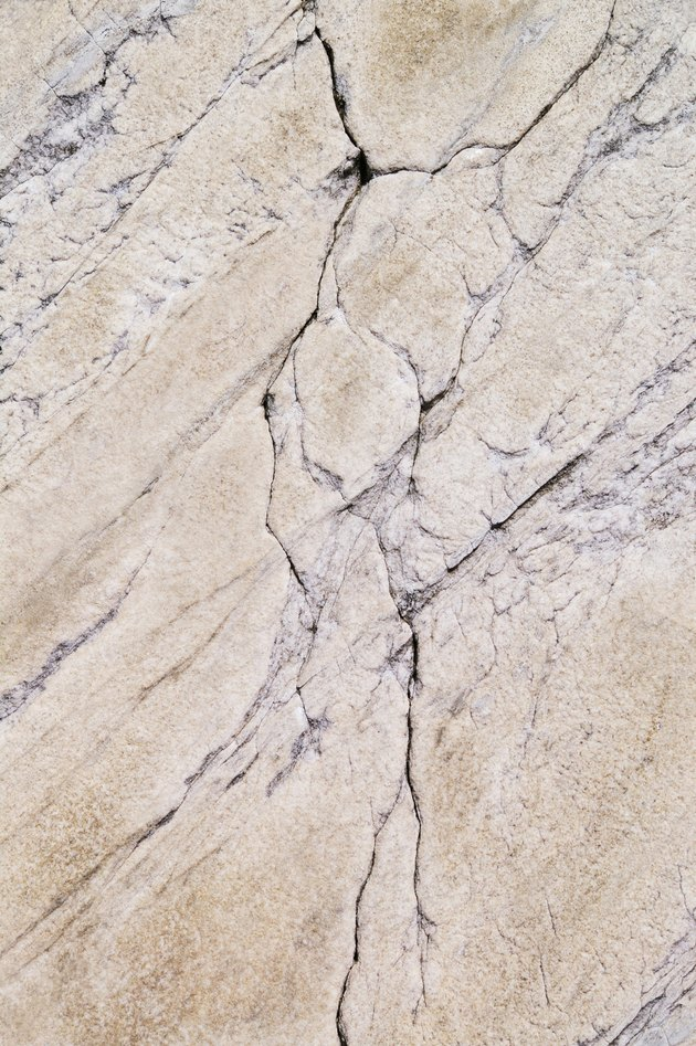 Old marble