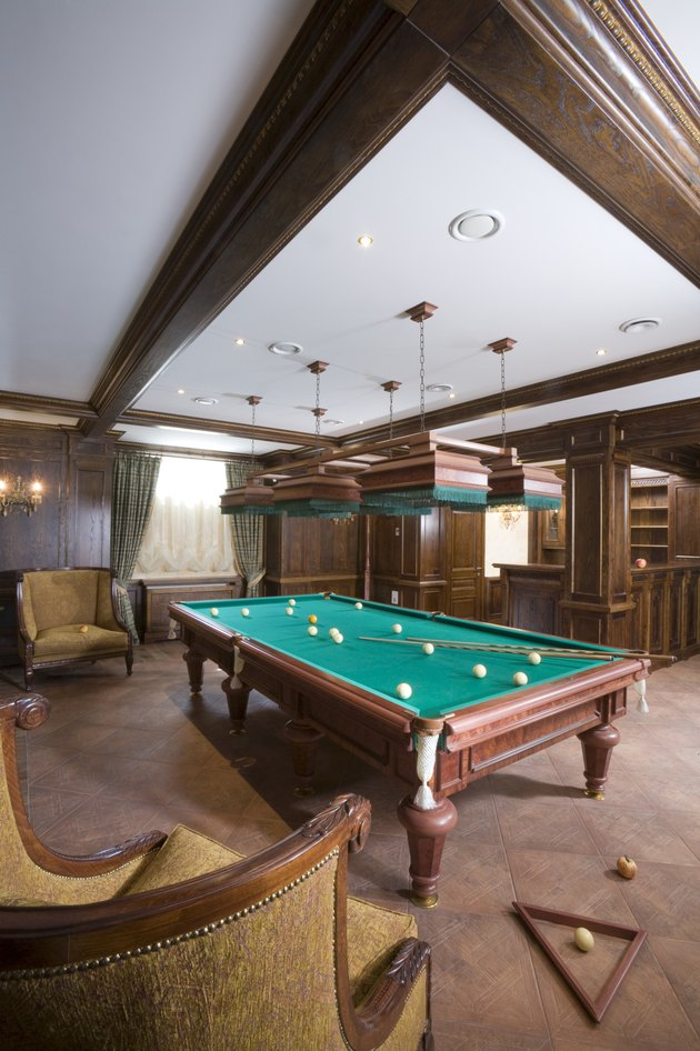 Billiards Room