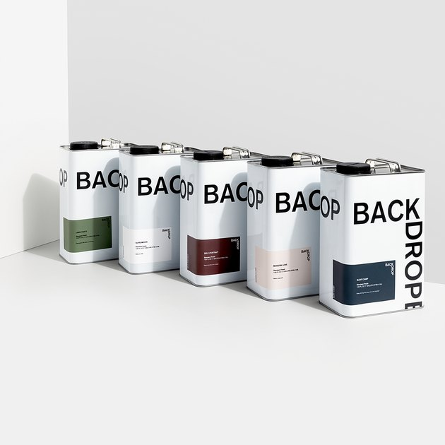 backdrop-branded paint cans