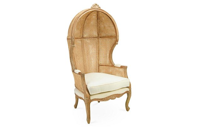 One Kings Lane Canopy Chair, $895