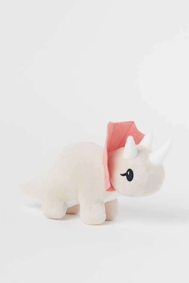 plush toy of dinosaur