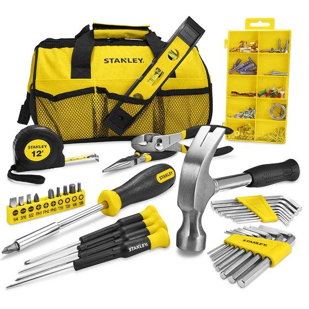 Stanley household tool set