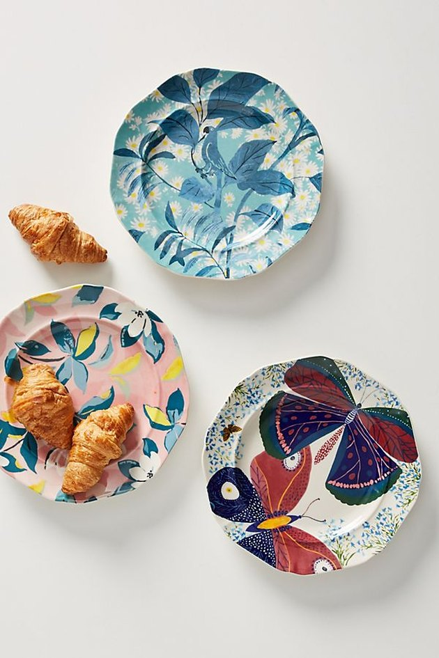 Marrot dessert plates