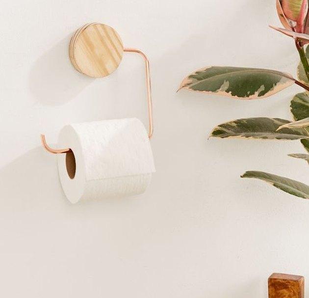 Harlow Toilet Paper Holder, $14