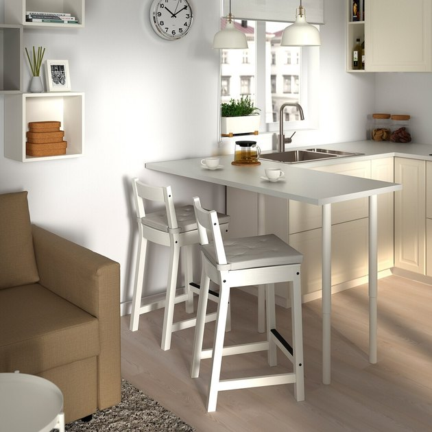 affordable kitchen island bar stool ideas