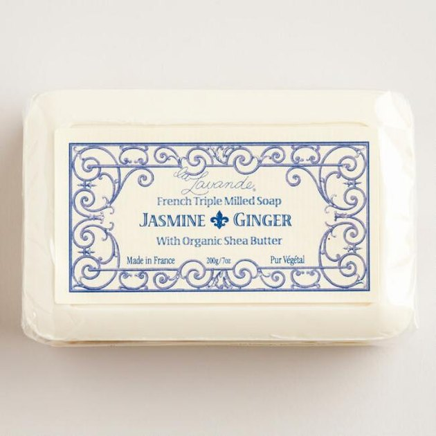 La Lavande Jasmine Ginger Bar Soap, $3.99