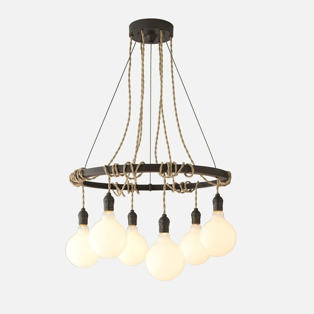 Schoolhouse Electric Tangled Chandelier, $499