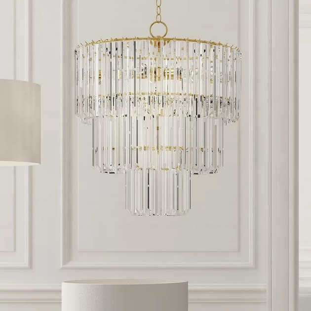 Willa Arlo Crystal Chandelier, $151.99
