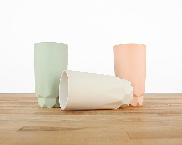 ceramic drinking cups