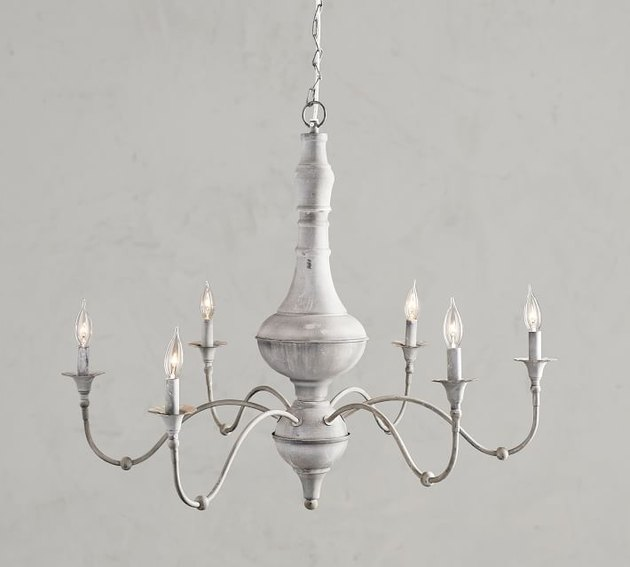 Pottery Barn Brookings Chandelier, $499