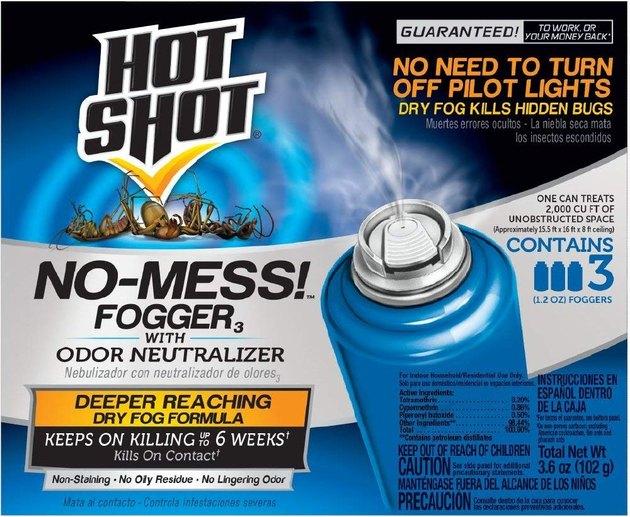 Hot Shot Fogger
