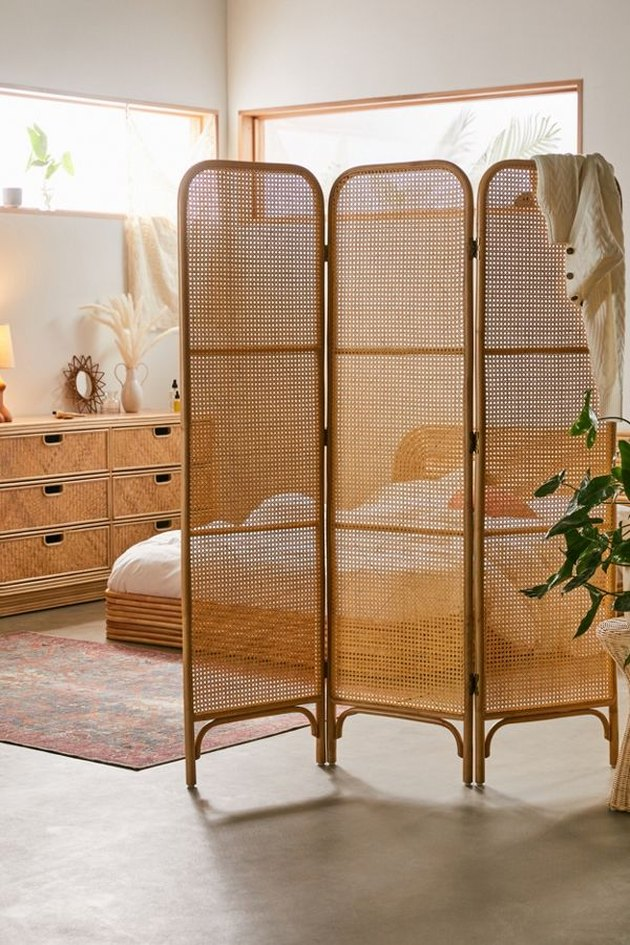 Ria Room Screen Divider, $249