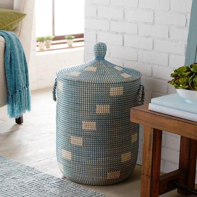 seagrass laundry hamper