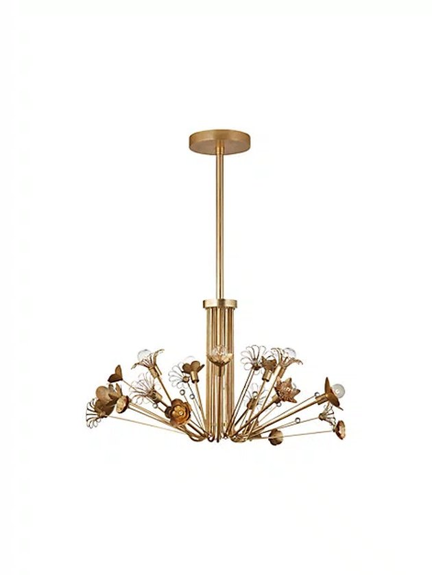 Keaton Large Bouquet Chandelier, $1,260