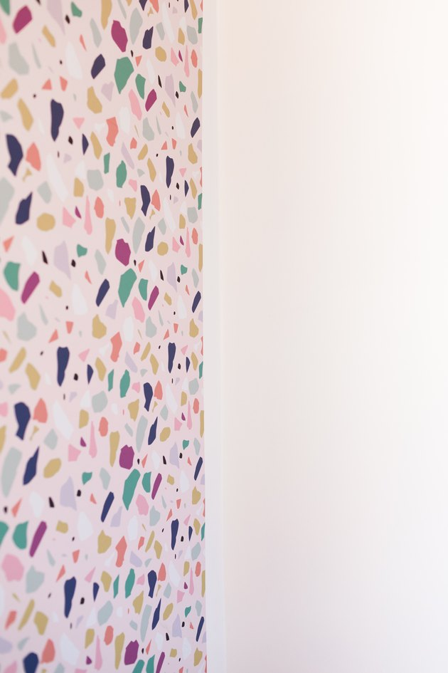 How to Hang Removable Wallpaper