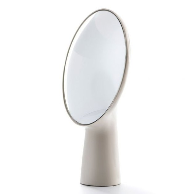 moustache cyclop table mirror