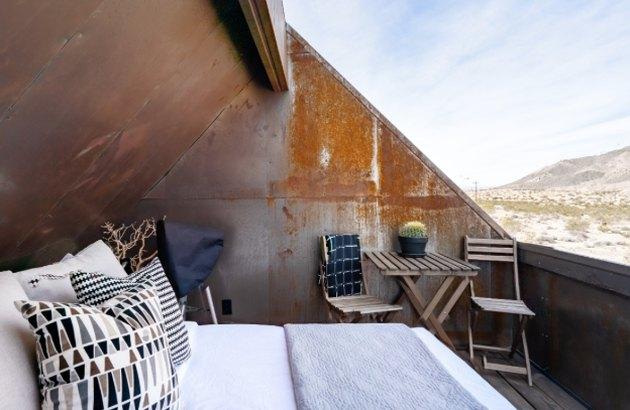 desert themed bedroom with open roof desert bedroom