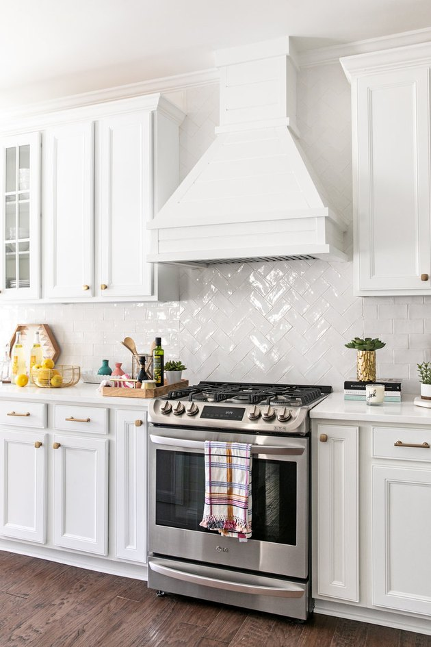 Herringbone Kitchen Backsplash Ideas and Inspiration | Hunker