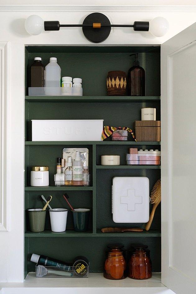 Medicine Cabinet AFTER