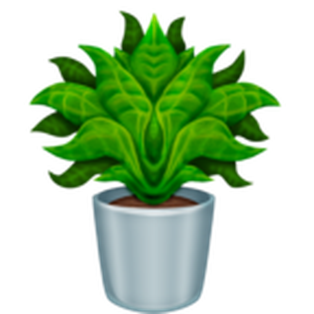potted plant emoji