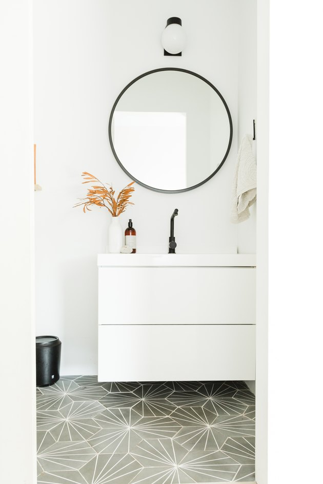 White Bathroom Cabinet Ideas And Inspiration Hunker