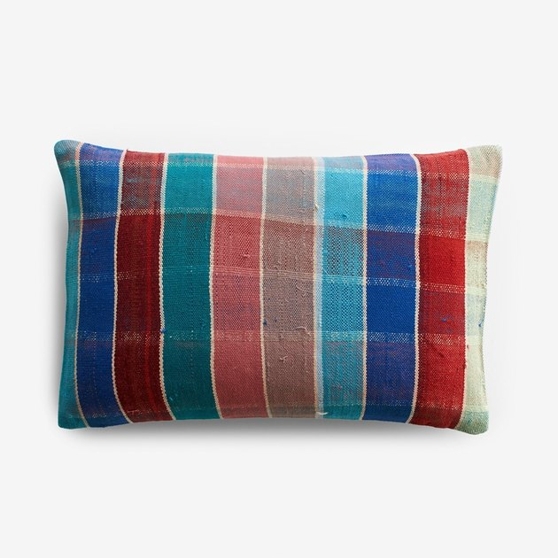 Unison Home Talman Plaid Pillow Cover, $85