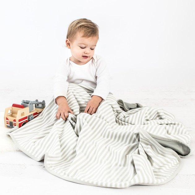 woolino toddler blanket
