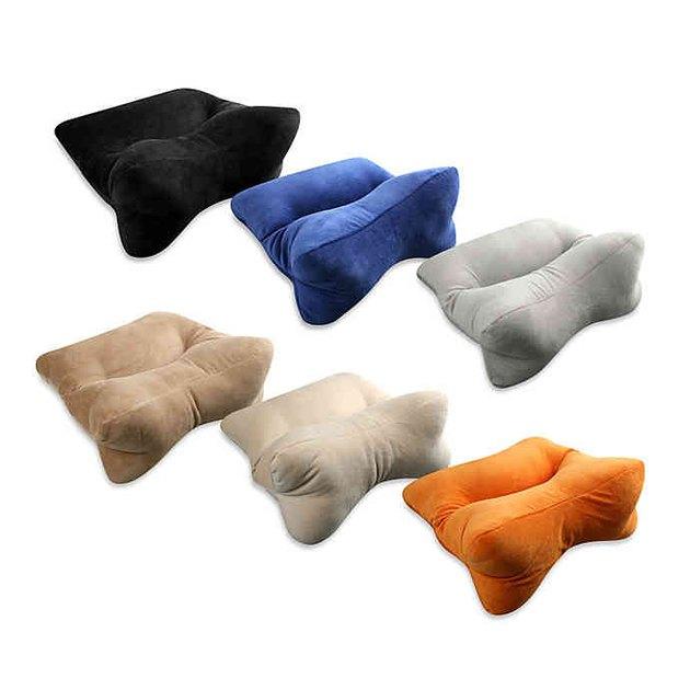 colorful neck pillows