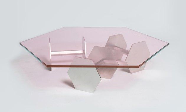 Atelier Biagetti Manubri Coffee Table